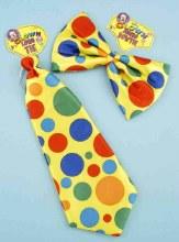 Clown Bowtie Jumbo