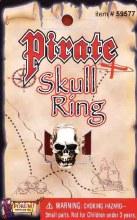 Ring Skull Pirate