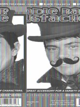 Moustache Handlebar Blk