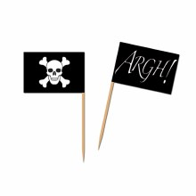 Picks Pirate Flag