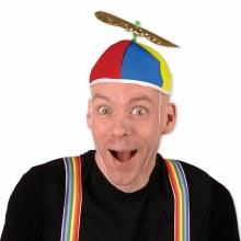 Hat Propeller Sparkles