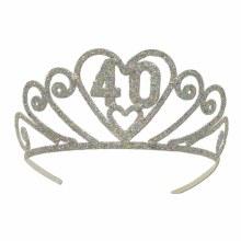 Tiara Glitter 40