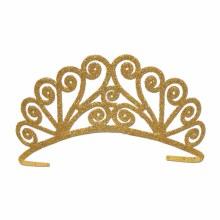 Tiara Gold Glitter