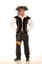 Vest Pirate Male