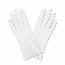 Gloves White Theatrical Deluxe