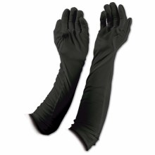 Gloves Black Evening