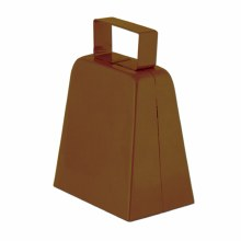 Cow Bell Brown