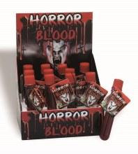 Test Tube Blood