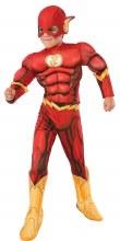 The Flash Dlx DC Child Sm