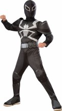 Agent Venom Dlx Child Large