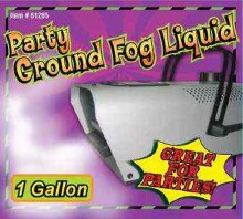 Ground Fog Liquid