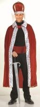 King Robe/Crown Red Set