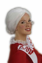 Wig Mrs. Santa