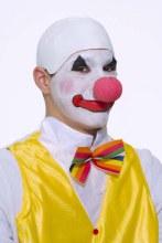 Bald Cap Clown