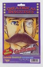 Moustache Gentlemans Brn