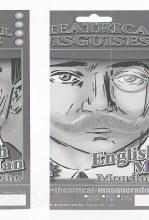 Moustache Englishman Grey