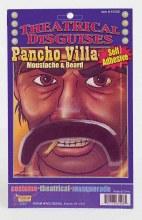 Moustache Pancho Villa Blk