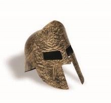 Helmet Spartan Gold 2 Piece