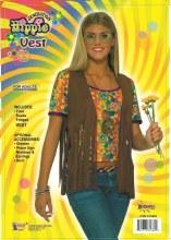 Vest Hippie Women's