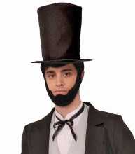 Beard Abe Lincoln