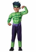 Hulk Dlx Child