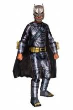 Batman Armored Dlx Child Lg