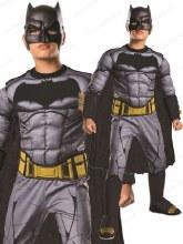 Batman Dlx Muscle Child Lg