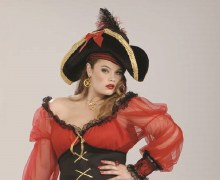 Hat Lady Buccaneer