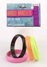 Bangle Bracelets 4 Pack