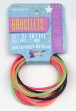 80's Bracelet Set 12pc