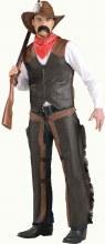 Vest Cowboy Leather