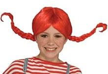 Wig Pippi
