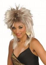 Wig 80's Rockin Queen