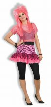 Pop Party Skirt Pink