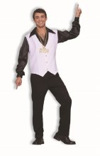 Disco Dancing Stud Vest