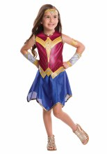 Wonder Woman Child Med