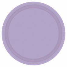 Lavender 7in Plates