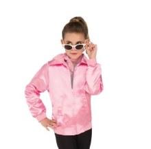 Pink Ladies Child Jacket Large