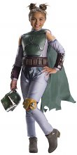 Boba Fett Girls Large