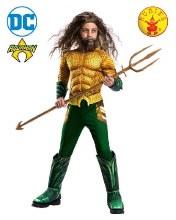 Aquaman Muscle Child Lg