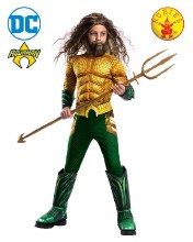 Aquaman Muscle Child Med
