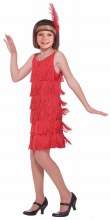 Flapper Red 12-14