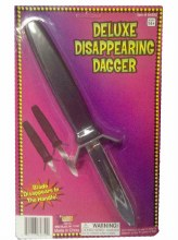 Knife Dagger Disappering