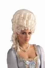 Wig Marie Antoinette White