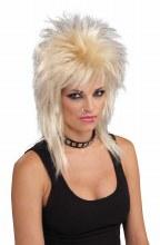 Wig Unisex Rockstar Blonde