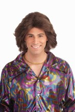 Wig Cool Guy 70s
