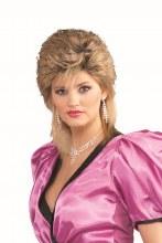 Wig 80s Salon