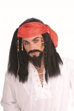 Wig South Seas Buccaneer