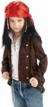 Wig Buccaneer Child