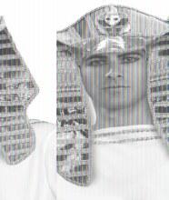 Egyptian Headpiece